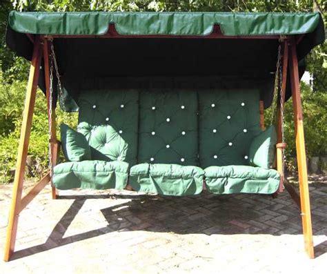 swinging hammock cushions 3 seat swing seat hammock cushion set
