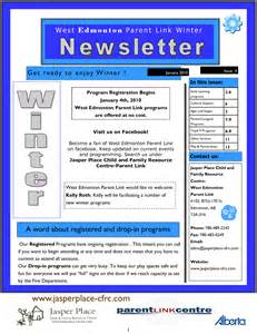 january newsletter template 7 best images of january newsletter template january