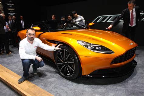 Aston Martin La by Aston Martin Db11 La Plus Du Salon De 232 Ve 2016