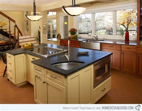 Functional Kitchen Ideas | functional kitchen sink designs with innovative additions