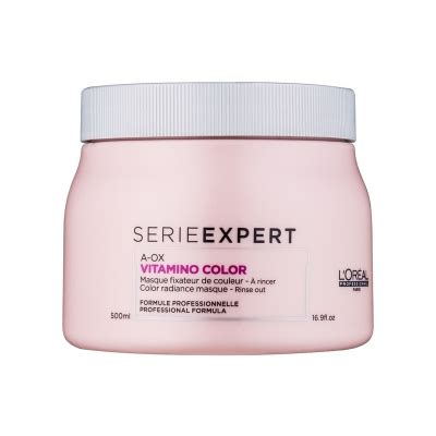 Loreal Serie Expert Vitamino Color Masque 500ml l oreal professionnel vitamino color masque 500ml new packaging l4111 hair solutions