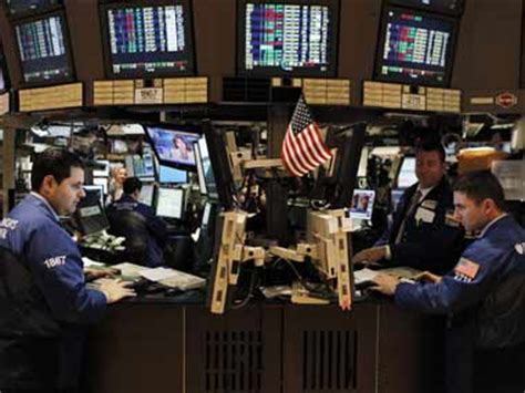 Wall Trading Floor by Ghost Of 2008 Crisis Big Banks Sued Subprime Losses