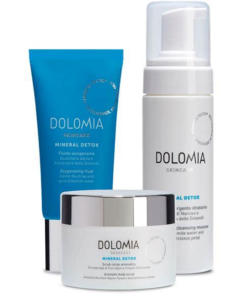 Mineral Detox by Dolomia Make Up E Skincare Il Sito Ufficiale Di Dolomia