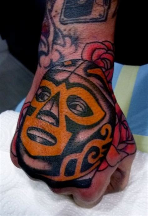 wrestling tattoos nacho libre ink addicts