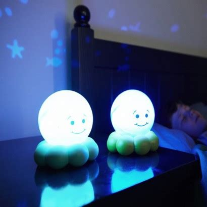 Twinkle Octo To Go Octopus Night Light Childrens Lights