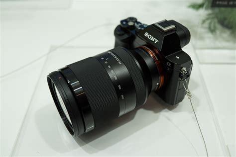Sony Fe 24 240mm F 3 5 6 3 Oss sony fe 24 240mm f 3 5 6 3 oss lens news at cameraegg