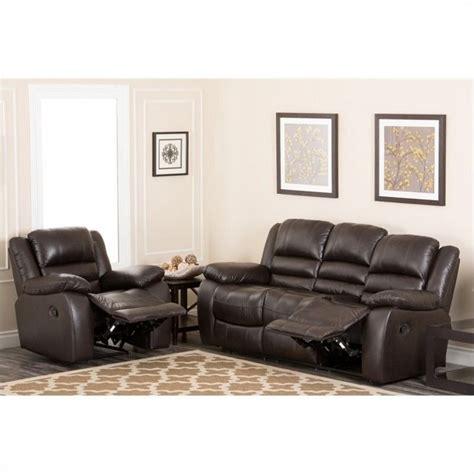italian leather living room sets abbyson living levari italian leather sofa sets in dark