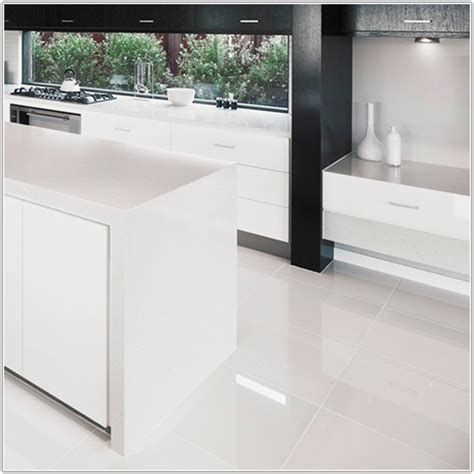 high gloss white floor tiles tiles home decorating