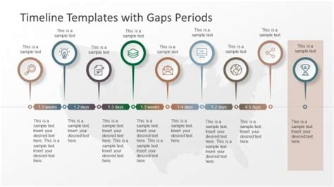 Editable Timeline Templates For Powerpoint Timeline Presentation Template