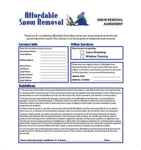 snow removal invoice template snow removal quote template 28 images plowing quotes