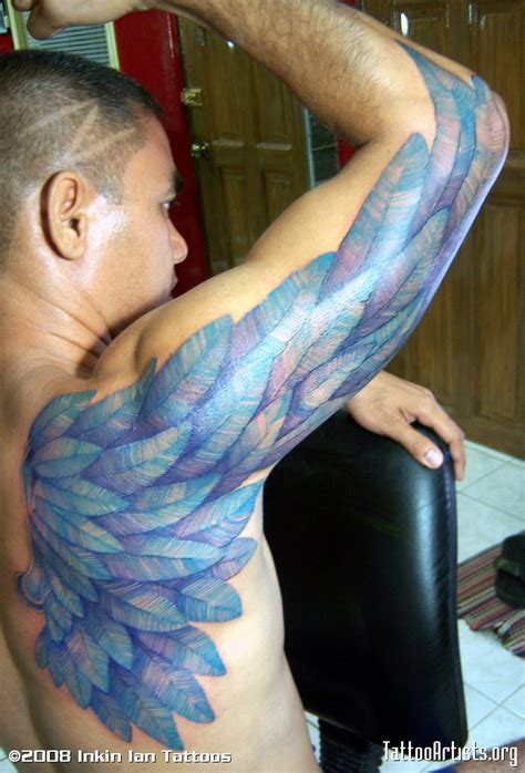 valkyrie wings tattoo valkyrie wings