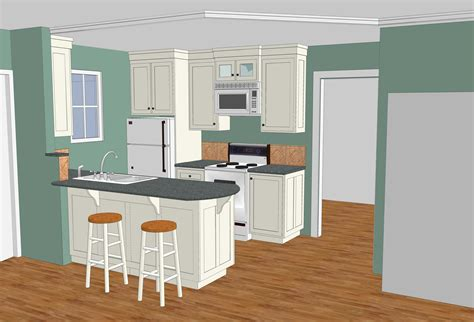 sketchup kitchen design sketchup pro construction forum be the pro