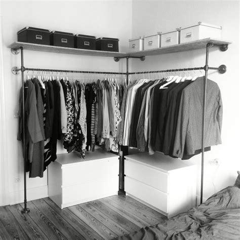Open Wardrobe Best 25 Open Wardrobe Ideas On Hanging