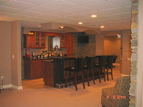 best 25 finished basement bars ideas on