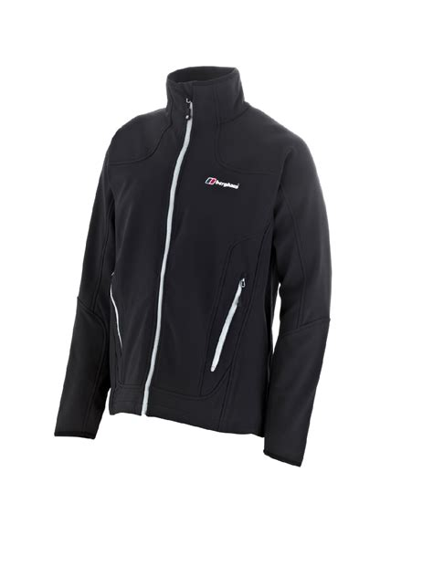 berghaus ardennes s softshell jacket fleece