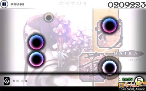 cytus full version offline cytus full unlocked full data game giống audition cho