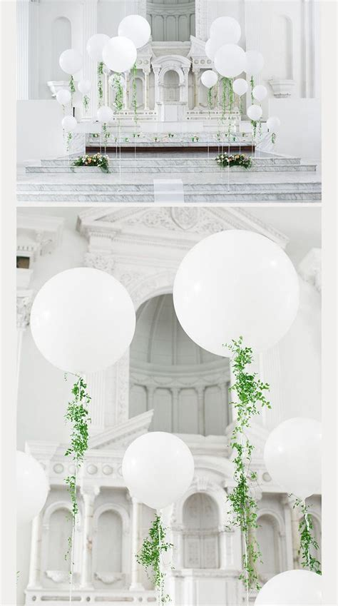 50 Awesome Balloon Wedding Ideas   Weddings & Events