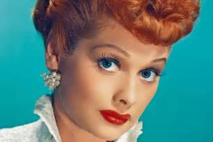 Lucy O Ball by Lucille Ball S Retro Beauty Look Is No Laughing Matter