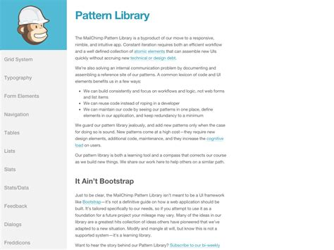 pattern library forms what s new for designers february 2015 webdesigner depot