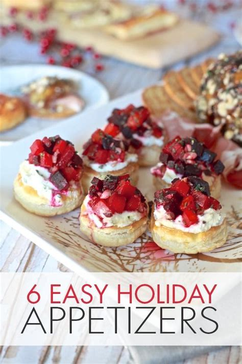 easy new year appetizer recipes 6 easy new year s appetizers recipe beautiful