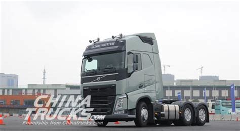 volvo trucks china the 2014 volvo trucks fuelwatch competition east china
