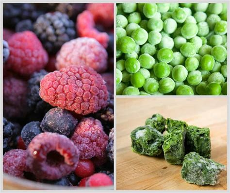 How To Freeze Fresh Produce Freezing Fresh Vegetables From The Garden