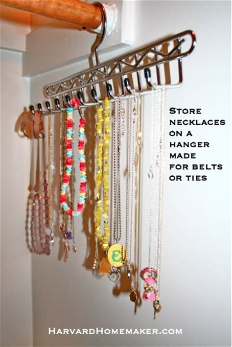 How To Hang Ties Without A Tie Rack by 100 Ideas To Help Organize Your Home And Your
