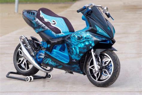 Peugeot Jet Force Lackieren by Jet Force Umbau Motorrad News