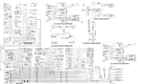 1977 corvette dash wiring diagram 33 wiring diagram