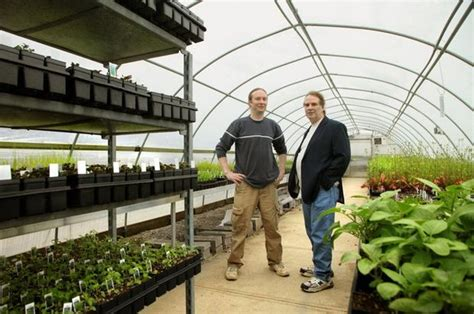 Hirts Gardens hirt s gardens in medina county finds success with