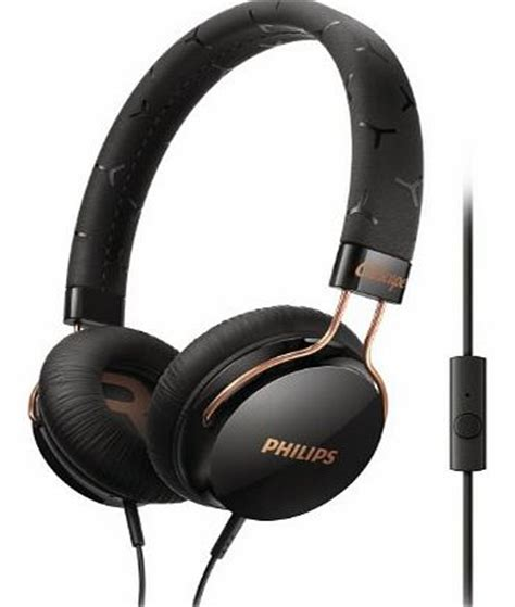Philips She3705 Stereo Earphone With Mic Headset Headphone She 3705 philips headphones