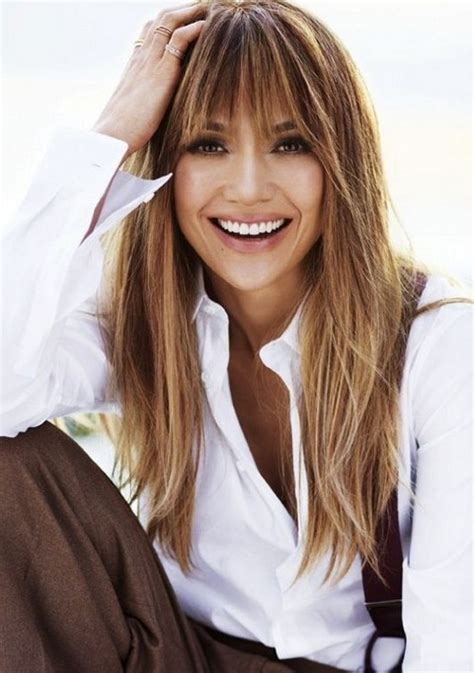 jennifer lopez hair cut in movie enough jennifer lopez hairstyles vivacious straight haircut with
