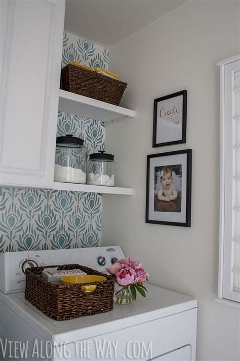 Diy Laundry Room by Updated Diy Laundry Room Home Organization