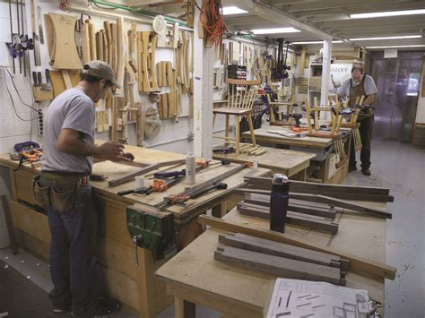Furniture Maker Attention To Detail And Systems Key For Custom Furniture