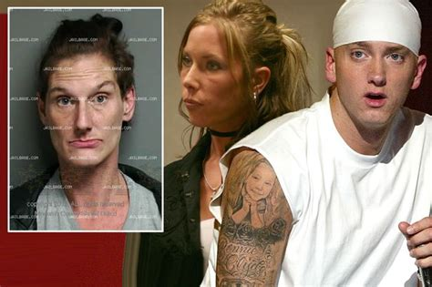 eminem sister eminem s ex wife kim mathers reacts to her sister s death