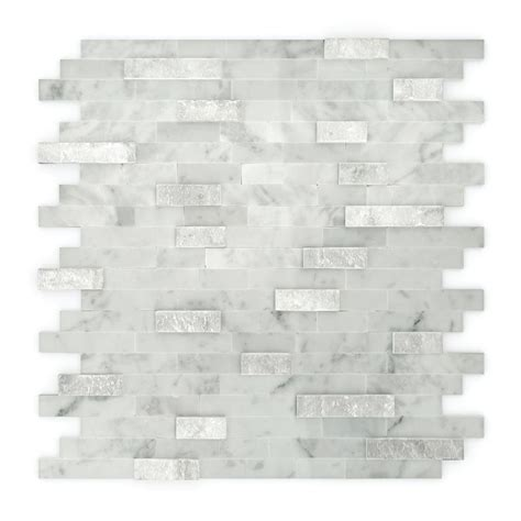 inoxia speedtiles camarillo white and grey 11 75 in x 11