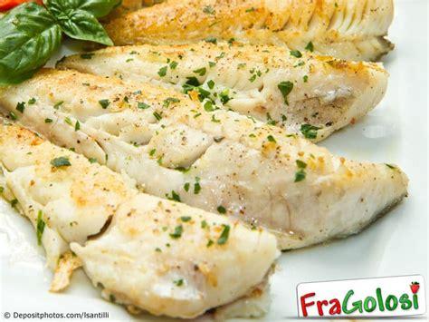 cucinare pesce al forno marinatura pesce al forno