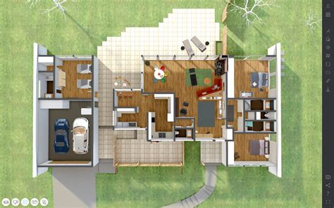 Small House Layout by A Virtual Look Into Julius Ralph Davidson S Case Study