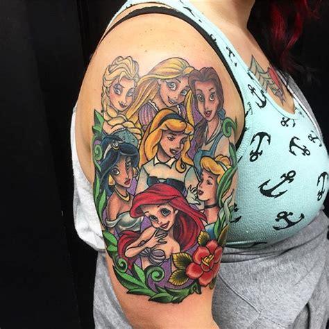 disney princess tattoo best 25 disney princess ideas on evil
