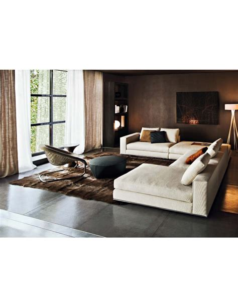 minotti home design products minotti hamilton bank van der donk interieur