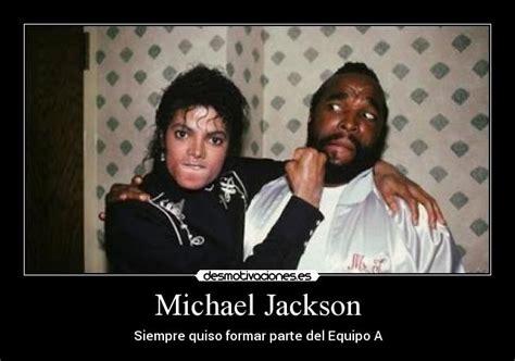Memes De Michael Jackson - desmotivaciones de michael jackson equipo a thriller