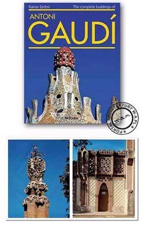 libro gaudi the complete buildings architektura polski portal architektury www w a pl www wydzial architektury com