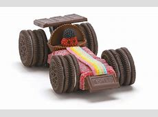 Oreo & Candy Racing Cars | upper sturt general store Tire Stack
