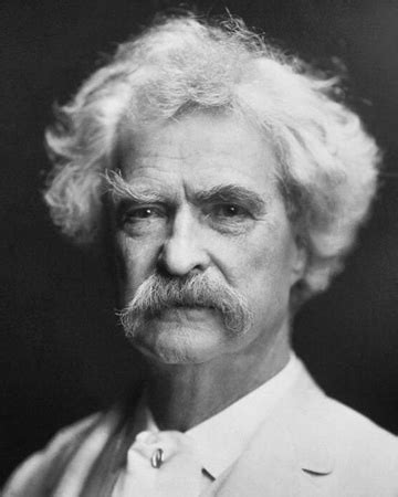Mark Twain (Author) - On This Day