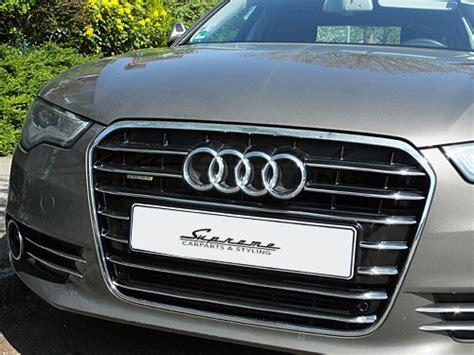 Audi A6 G4 by Audi A6 C7 Typ 4g Chrom Zierleisten Chromleisten F 252 R