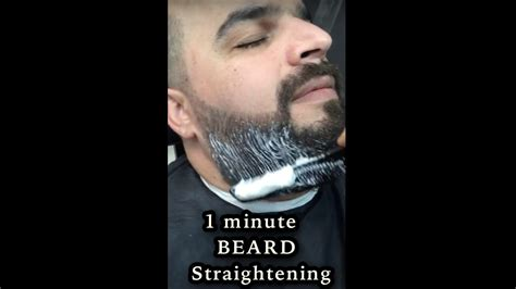 beard straightener for black men beard straightening for men curly to straight