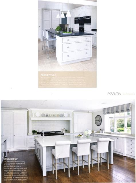 essential kitchens and bathrooms news ideas kitchen designs martin moore