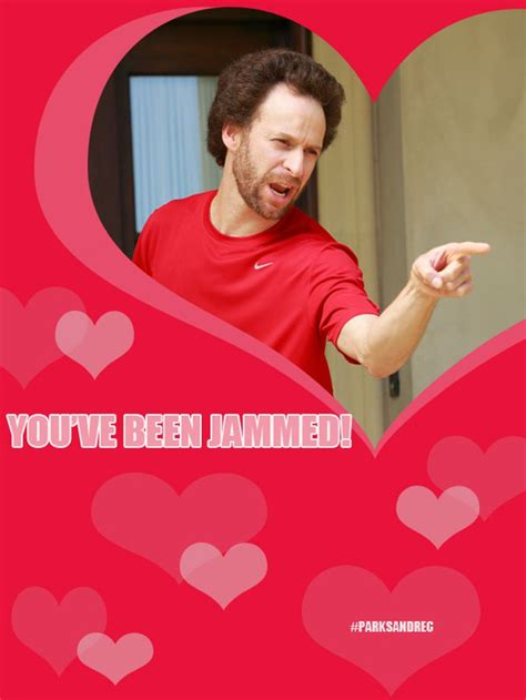 parks and rec valentines these valentines can get it official parks rec cards