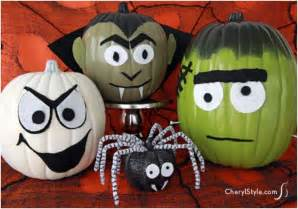 Decorated Halloween Pumpkins Without Carving Top 10 Halloween Pumpkins Without Carving