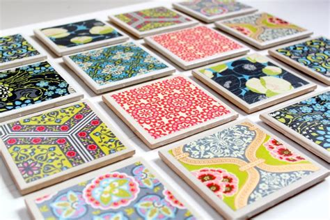 diy coasters tile coaster tutorial the cottage mama